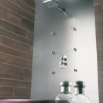 NK Logic 1 Way Thermostatic Trim